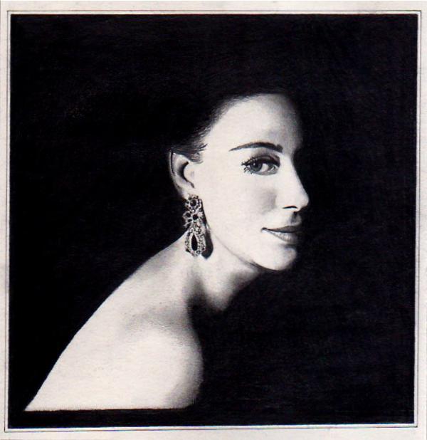 Princess Margaret The Times Photo >> Portrait of Princess Margaret by depo on Stars Portraits - 1